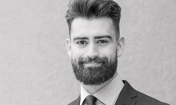 Nick Falzon, Articled Student